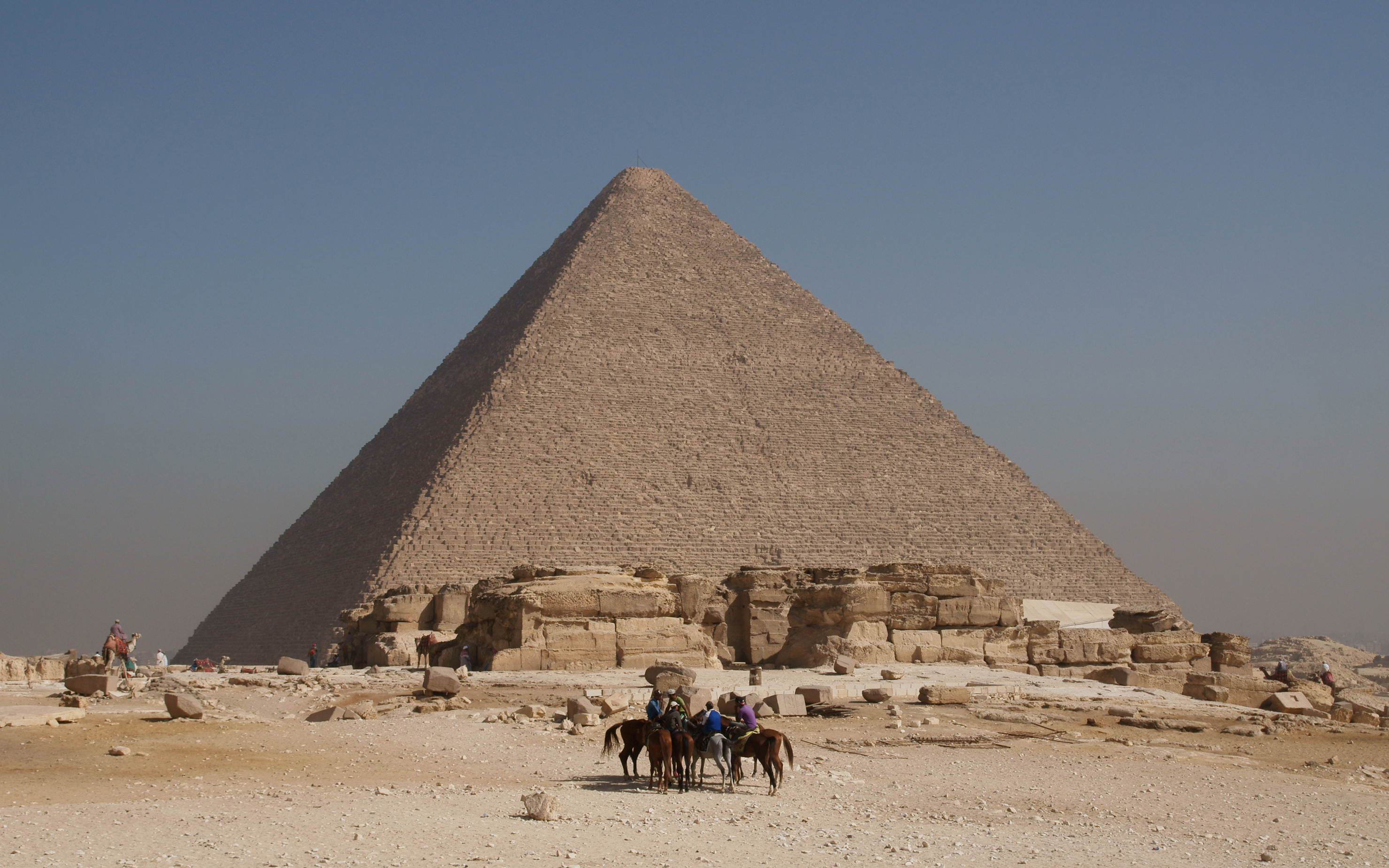 The Emergence of The Great Pyramid of Giza – StMU History ...