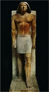 Ranofer Statue, Courtesy of | Egyptian Museum of Cairo