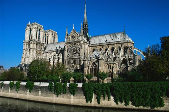 Notre-Dame de Cathedral | Britannica Concise Encyclopedia