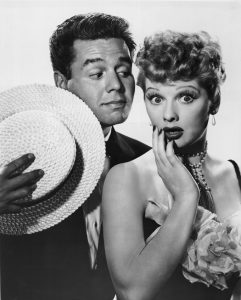 Lucille Ball and Desi Arnaz | Courtesy of closer weekly.com