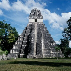 Temple of the Great Jaguar (7th-8th century) | Tikal National Park, El Petén, Guatemala | Courtesy of Credo Images