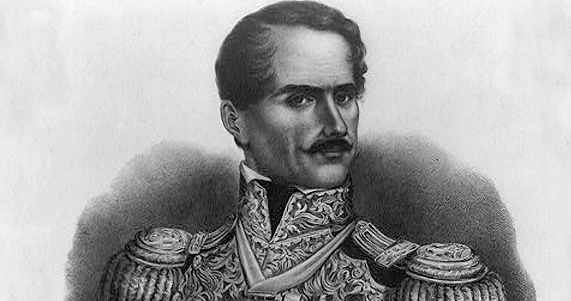 did general antonio lopez de santa anna start the texas revolution
