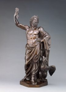 """Jupiter"" originates from France c. 1670 or 1680-1700 
