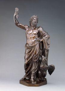 """Jupiter"" originates from France c. 1670 or 1680-1700  Courtesy Getty Gateway Images"