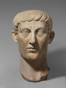 Head Bust of Roman Emperor Constantine I | Courtesy of The Metropolitan Museum of Art