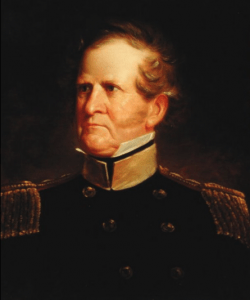 Portrait of General Winfield Scott by George Catlin (1835) courtesy of George Catlin: The Complete Works