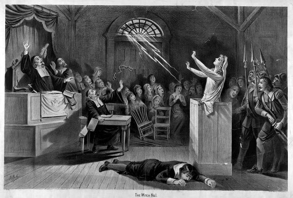innocent women and children accused of witchcraft in salem massachusetts Spectral evidence and the salem witchcraft crisis in salem, massachusetts on validation of spectral evidence at salem placed accused witches more at.