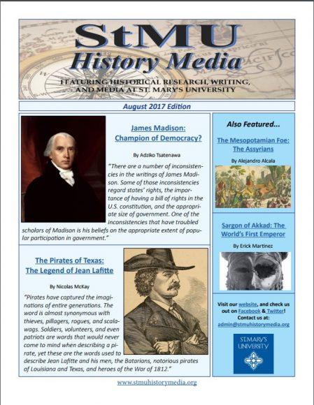 2017 August Newsletter