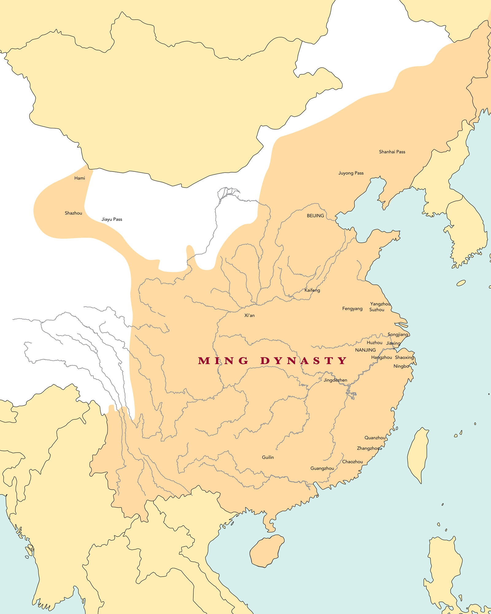 founder of the ming dynasty Kids learn about the grand canal of ancient china including its history this continued throughout the ming dynasty and most of the history of ancient china.