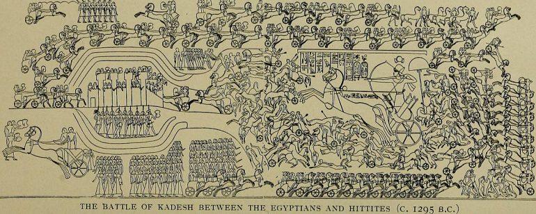 The Battle with No Winner: The Battle of Kadesh