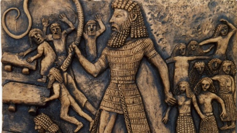3092  Culture and Nature in The Epic of Gilgamesh