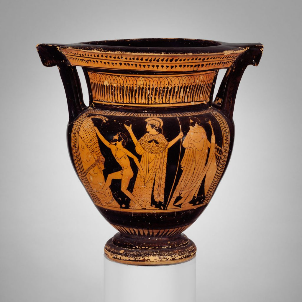 Medea Did WHAT For Love?