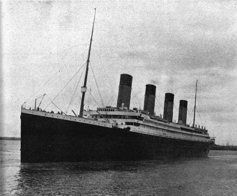 "The ""Unsinkable Ship"" that Sunk: The Story of the RMS ..."