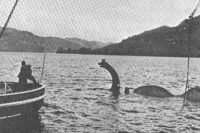 the quest to prove the existence of nessie the loch ness monster