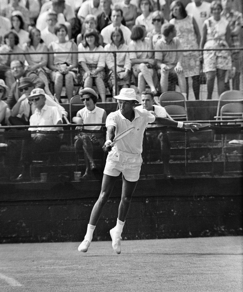 e Last Serve Arthur Ashe – StMU History Media