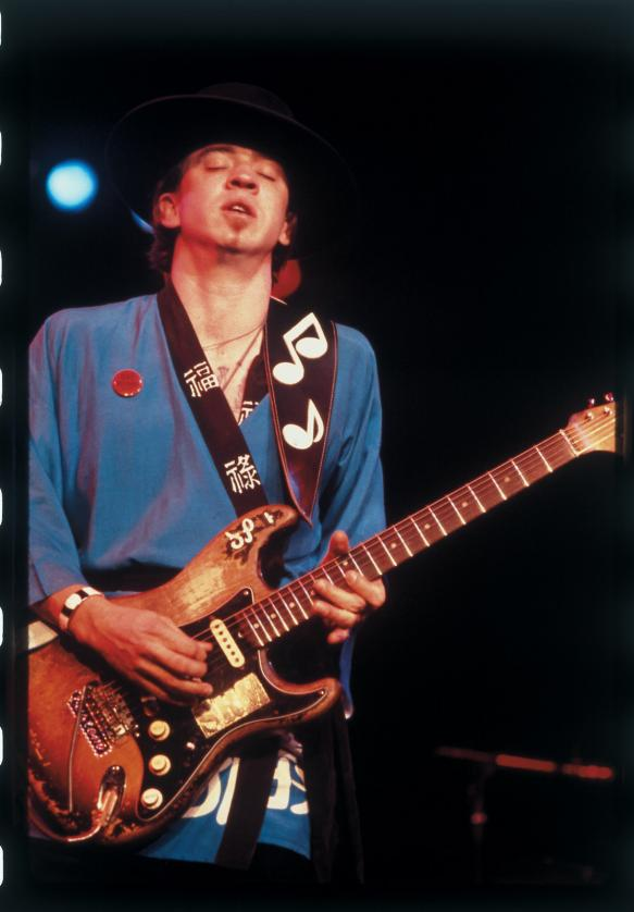 The Pride And Joy Of An American Guitar Slinging Troublemaker Stevie Ray Vaughan