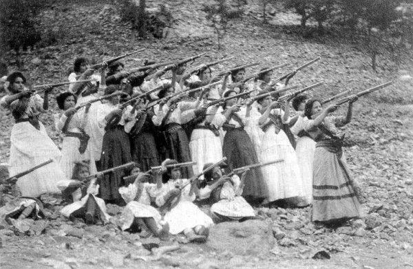 The Unrecognized Soldier of the Mexican Revolution: Petra Herrera and the Adelitas
