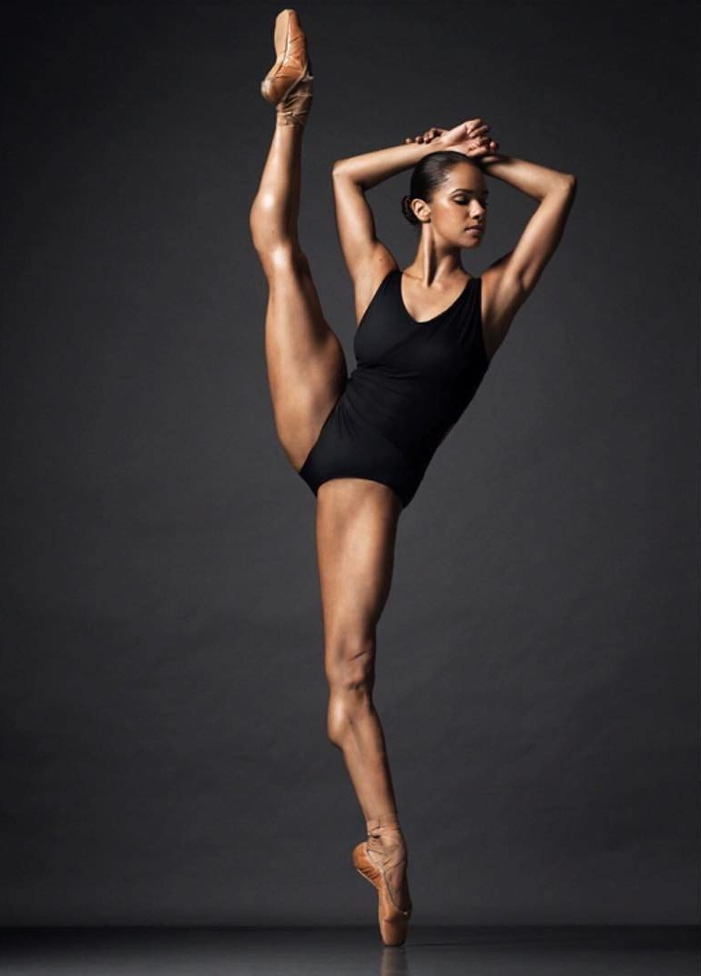Rising Misty: Defying a Ballerinas Race, Age and