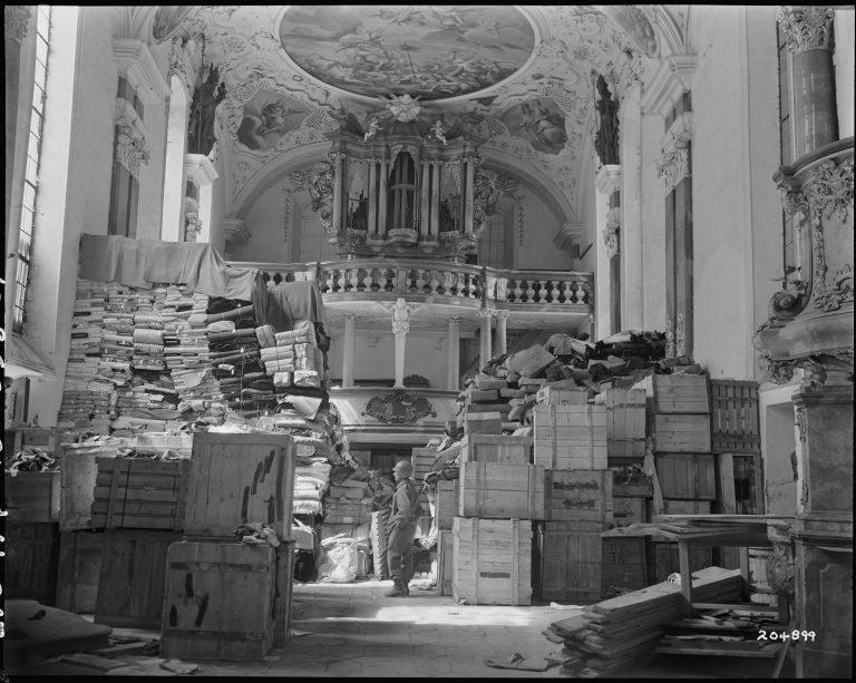 The Spoils of War: Stolen Art in WWII
