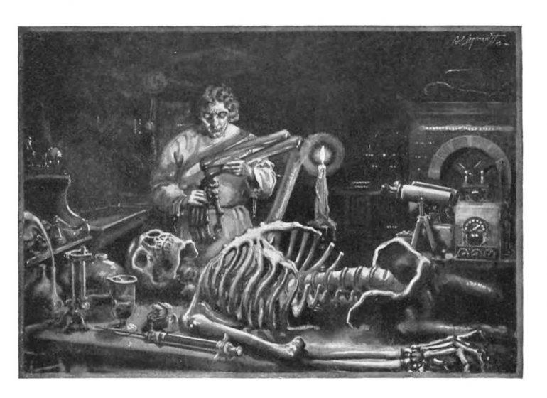 Outsiders In Frankenstein Stmu History Media