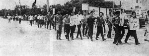 Edgewood & Lanier High Student Walkouts 1968