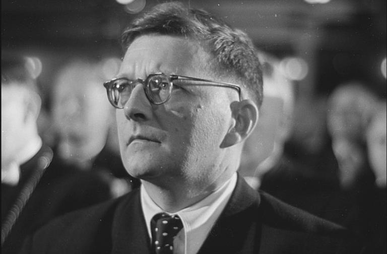 Fighting Soviet Socialism With Music: Shostakovich