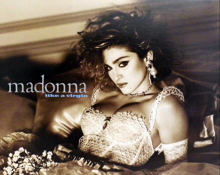 Like a Virgin: Madonna's Road to Success