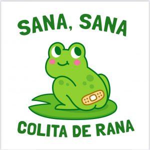 Sana Sana Colita de Rana