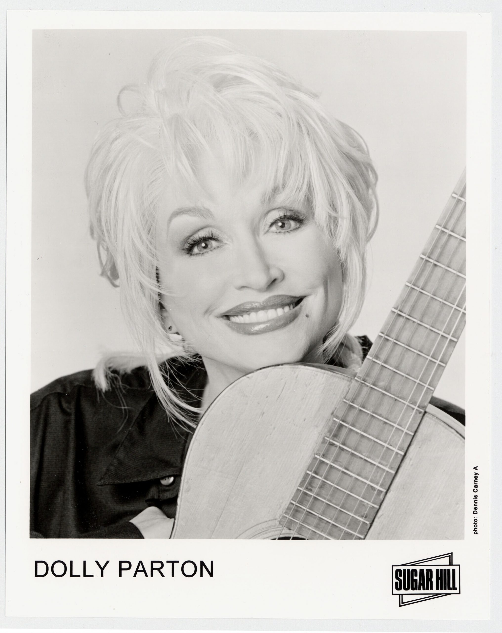 Dolly with guitar