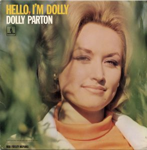 "Album cover for ""Hello Dolly"""