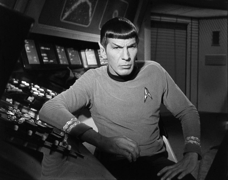 """""""Fascinating"""": Leonard Nimoy's Journey with Spock"""