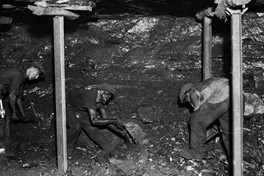 Miners digging for coal in early 20th century Appalachia| Courtesy of History.com