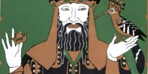 Solomon and Hoopoe
